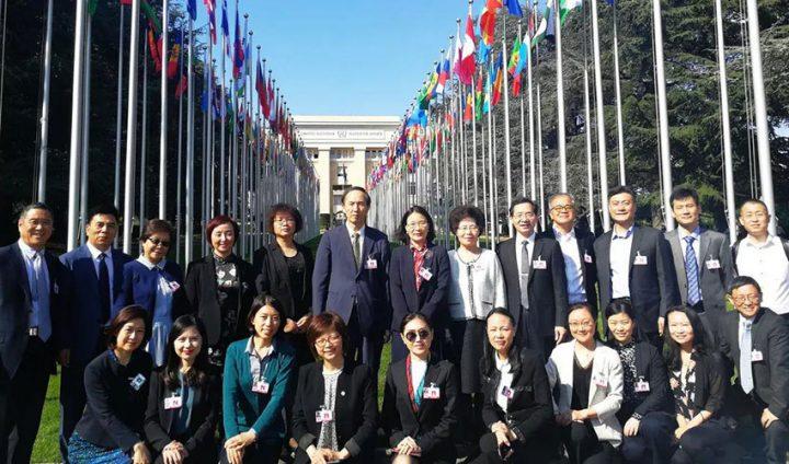 """""""联合国可持续发展目标:优质教育与中国""""学习研讨会在联合国举行"""