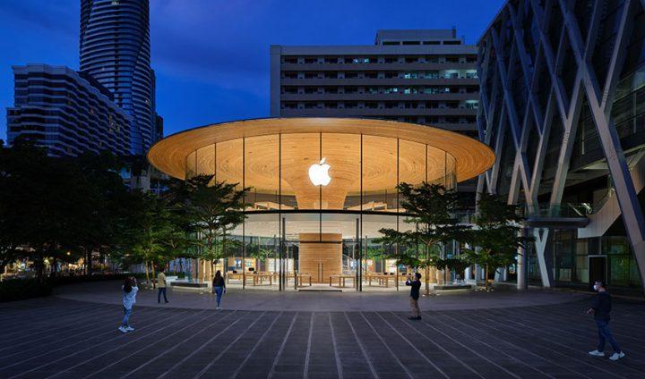 苹果:组织结构皆为创新